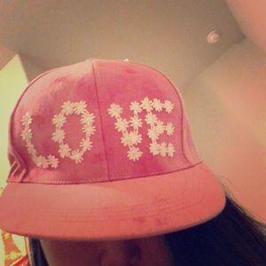 Accessories - Pinkish hat